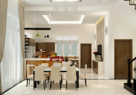 Dining Room Interior Design – This is Exactly What You Need