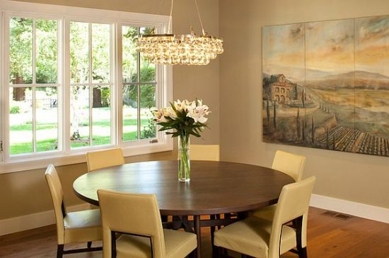 Get 2017 unique dining room atmosphere with a fabulous dining table