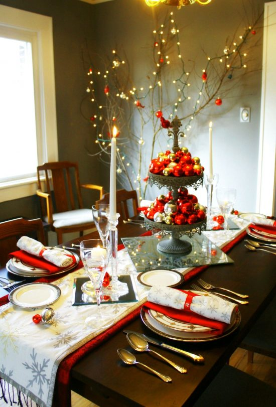 How to Master Dining Room Christmas Decoration
