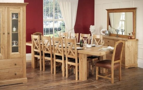 How to decorate a warm and stunning family dining room to welcome 2017