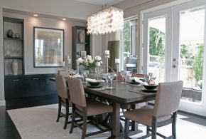 How to design an attractive dining room to spice up 2018 homes