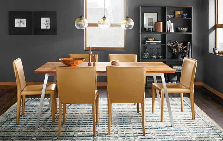 Dining room new look new look at dining room dining for Photos of dining room furniture