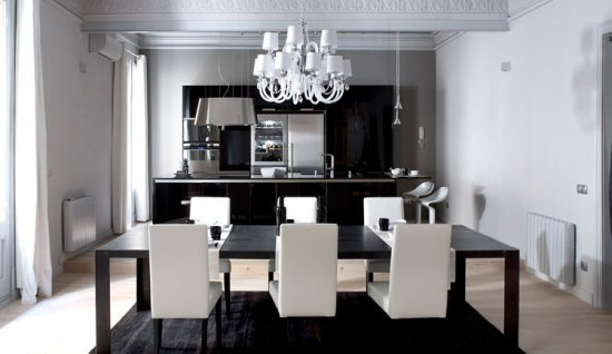 New Look at Dining Room