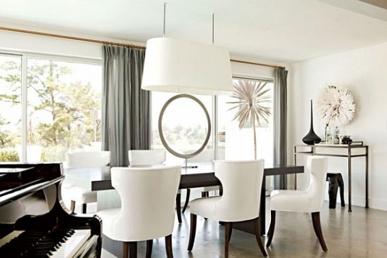 Various dining room design ideas of 2017 for every home décor