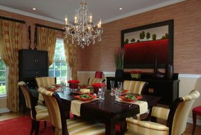 Various dining room design ideas of 2018 for every home decor