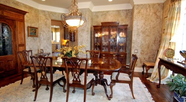 Formal Dining Rooms Archives - Dining Room Decorating Ideas ...
