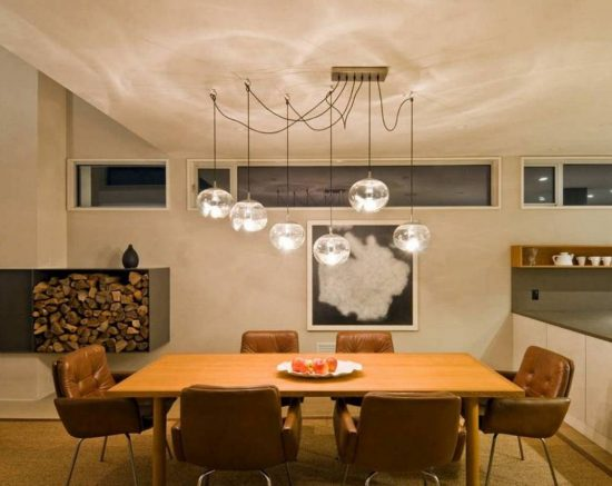 A perfect dining table in both look and function for your living area
