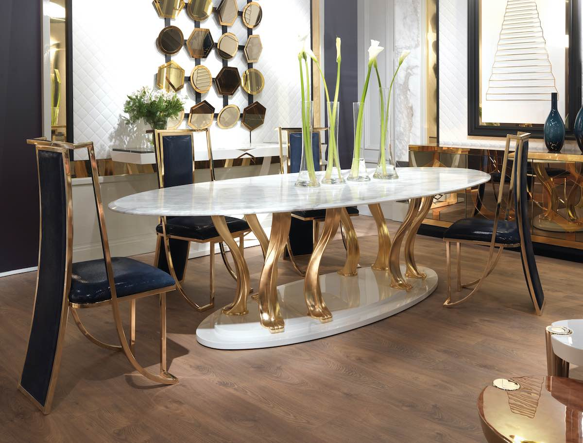 Beautify Your Dining Space With 2018 Cherry Dining Room
