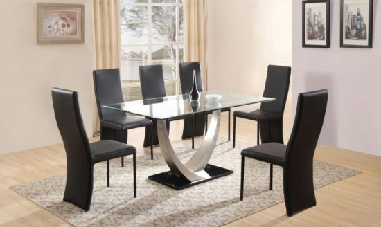 Best 2017 dining room table and chair set choice for 6