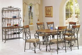 Dining Room Design & Iron Dining Table Decor – An Insane Guide to Perfection