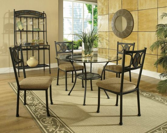 Dining Room Design & Iron Dining Table Décor – An Insane Guide to Perfection
