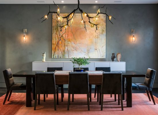 Go creative and Pick unique dining room table and chairs from 2017 market
