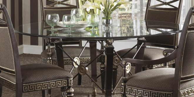 How to set an attractive and elegant dining room table