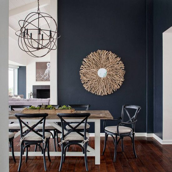 Modernize your dining area with 2017 modern trends