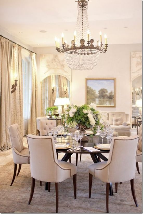Traditional dining room furniture your way to add charm, class, and ...