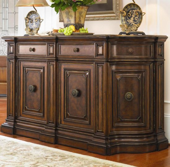2017 Dining Room Buffet; A Maximum Functionality with Beauty
