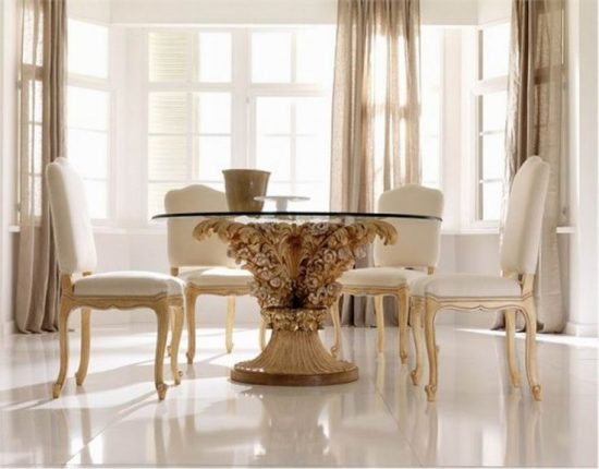 Antique dining room furniture a royal touch of beauty from the past eras