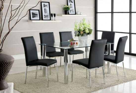 Dining Room Table Sets U2013 Expandable Dining Table Sets For The Sake Of  Novelty