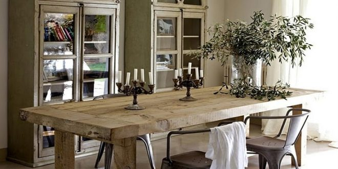 Farm Style Dining Table – Never Miss an Online Sale! - Dining Table