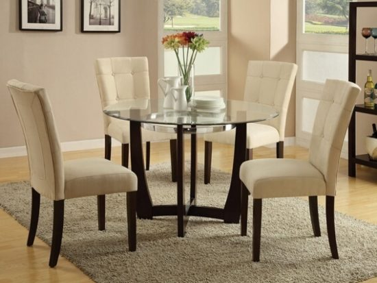 Get a distinctive style with a beautiful custom dining room table