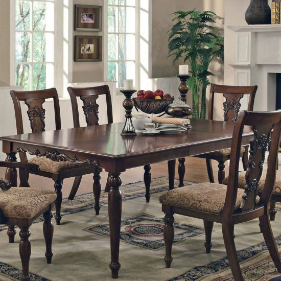 Invest in pedestal dining room table for a magnificent beauty and functionality