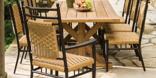 Outdoor Dining Table – Superb Design Ideas