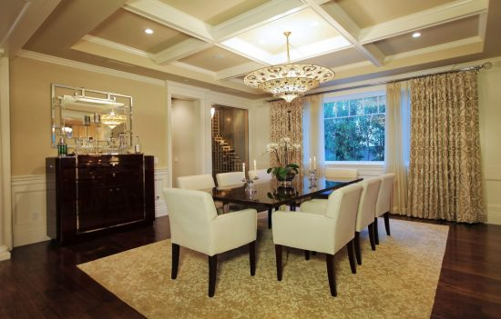 Small dining room table with leaves; a smart choice for every homeowner