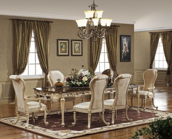 Formal Dining Room Sets – Improving How Your Dining Room Look!