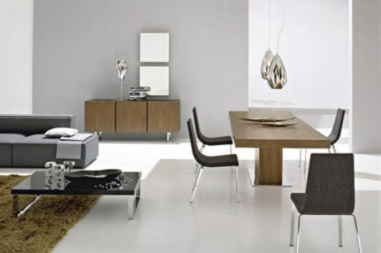 Modern Dining Room Furniture – Hail Modern Decorations!