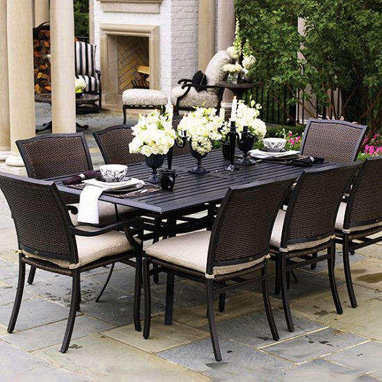 Patio Dining Furniture – Surprising & Helpful Ideas to Purchase the Best Furniture