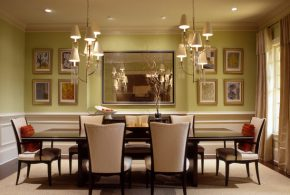 Dining Room Decoration - Here Comes the 2018 Decorating Ideas for Dining Rooms