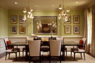 L-Shaped Dining & Living Room Decorating – Think Cleverly! - dining ...