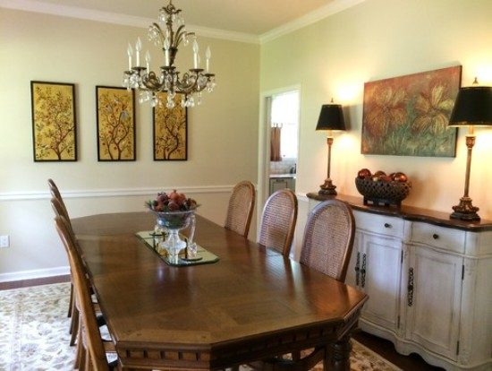 Dining Room Update U2013 Affordable And Easy Ideas To Update Your Dining Room